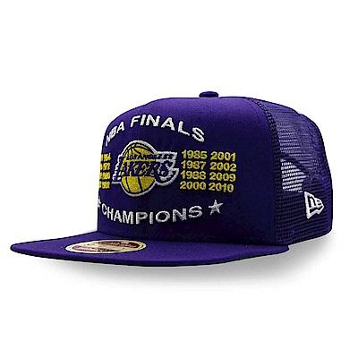 New Era NBA Heritage Series棒球帽 湖人隊