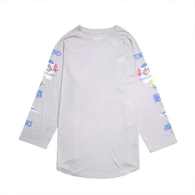Asics T恤 Jersey Sleeve T 男款