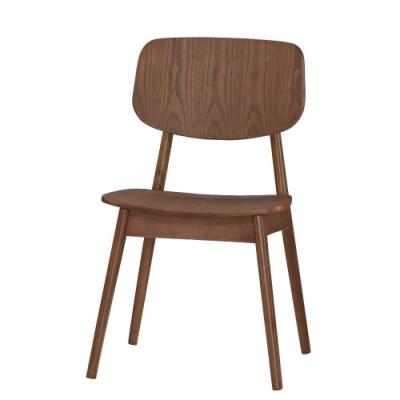 MUNA 卡爾馬餐椅(板)(實木)(1入)  48X54X82cm