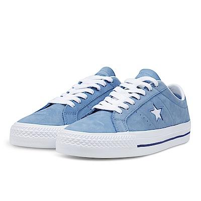 CONVERSE-男女休閒鞋160537C-藍