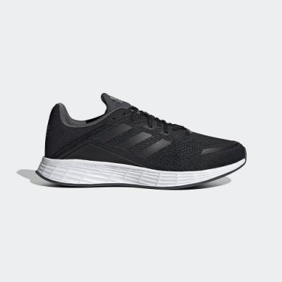 ADIDAS 透氣 舒適 運動 慢跑鞋 男鞋 黑白 FW6768 DURAMO SL SHOES