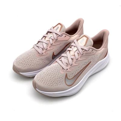 NIKE ZOOM WINFLO 7 女 慢跑鞋 粉-CJ0302601