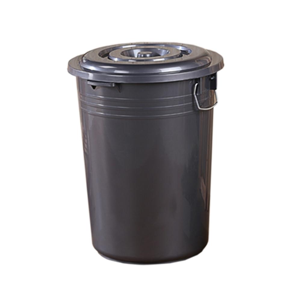 創意達人 KEYWAY銀采儲水萬用水桶/收納桶/儲水桶86L-2入組