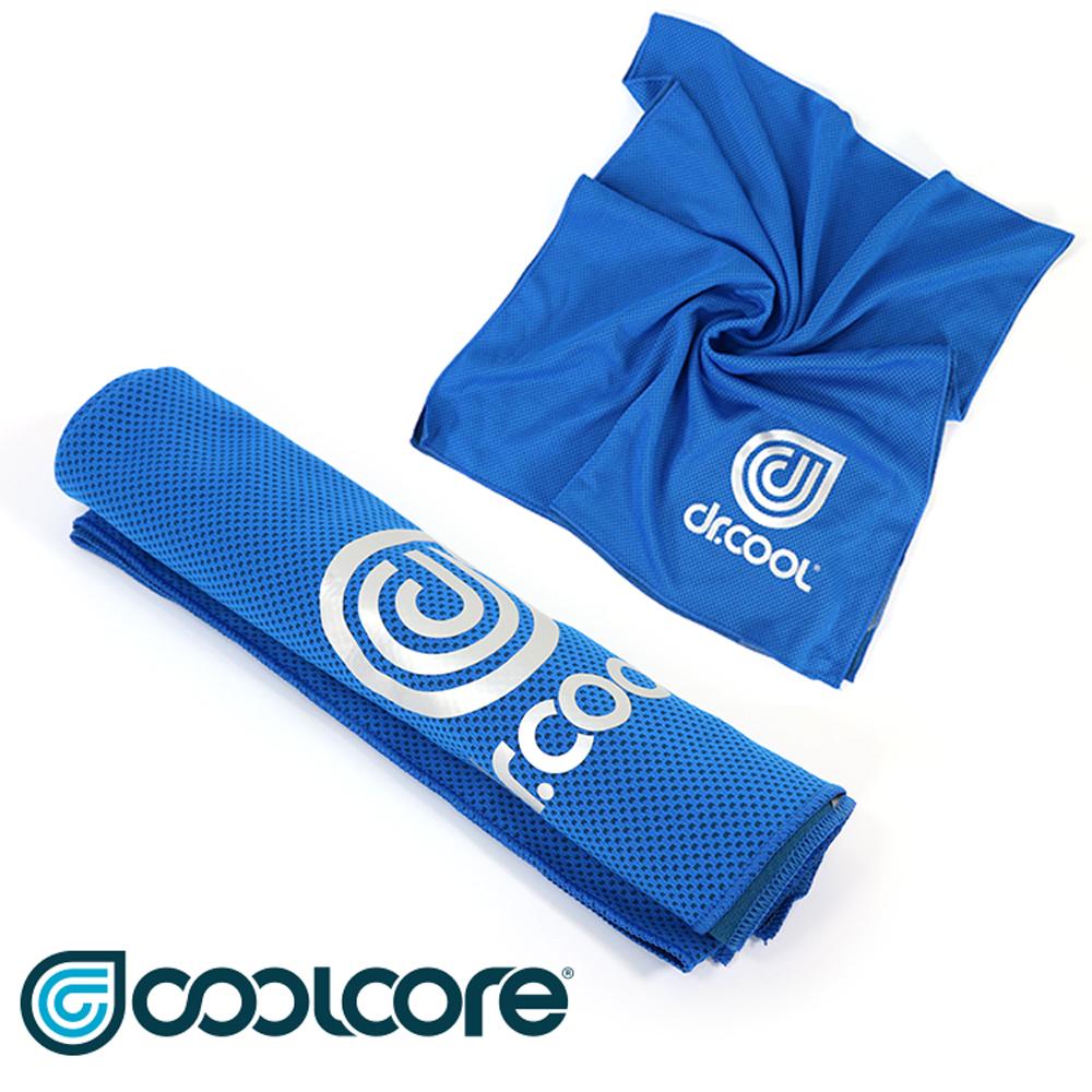 COOLCORE Chill Sport 涼感運動巾 亮藍(涼感,降溫,運動)