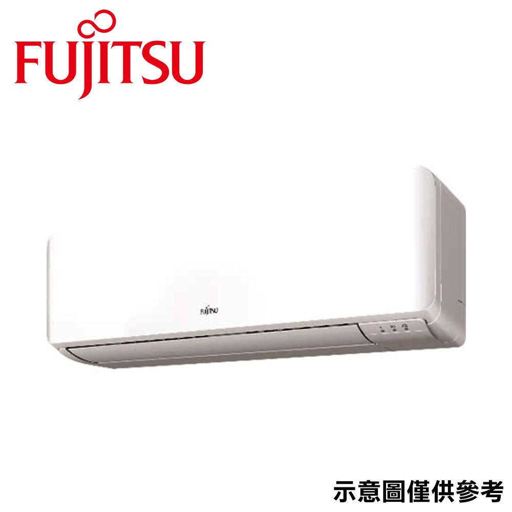 FUJITSU富士通 4-6坪R32高級變頻冷暖分離式AOCG/ASCG-036KMTB