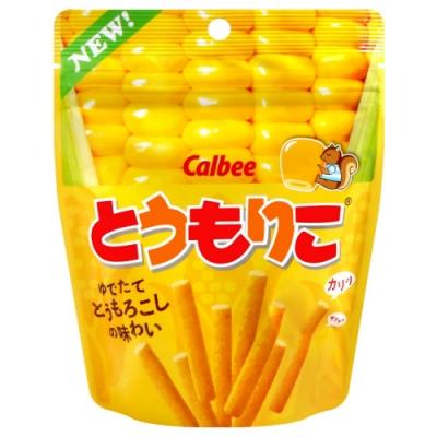 Calbee 鹽玉米餅乾(35g)