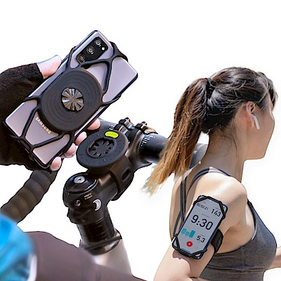 BONE - 單車 + 跑步綁接套組Tie Connect-戶外運動組