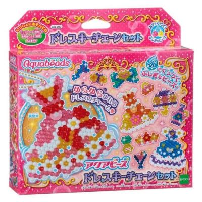 任選日本 EPOCH 水串珠 洋裝吊飾 補充包 EP31140原廠公司貨