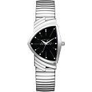 Hamilton 漢米爾頓 VENTURA 盾形石英手錶 H24411232