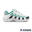 K-SWISS ST429老爹鞋-男-白/綠/藍