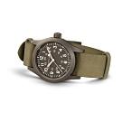 Hamilton  卡其野戰系列軍事機械錶(H69449861)