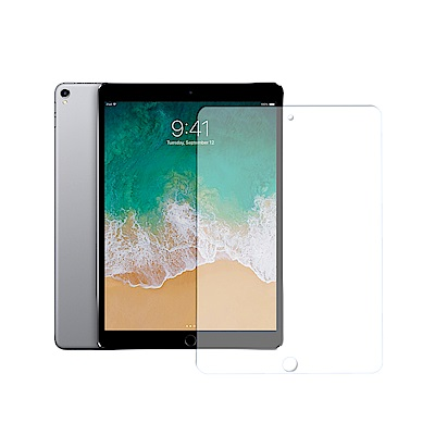 LUCCIDA Apple iPad(9.7吋) 9H防爆玻璃貼