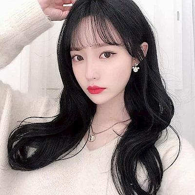 梨花HaNA 韓國愛心珍珠一起變美吧耳環