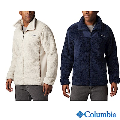 Columbia 哥倫比亞 男款 -  長刷毛外套-二色  UAE02580