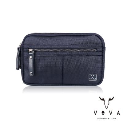 VOVA - 天際系列手拿包- 天際藍