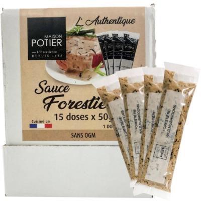 Sauce Forestiere 法國奶油蘑菇醬(50g*15入)