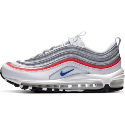 Nike AIR MAX 97 ESS 女休閒鞋-灰白-CZ6087101