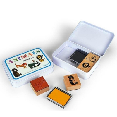 Stamp Sets Animails 印章組-動物