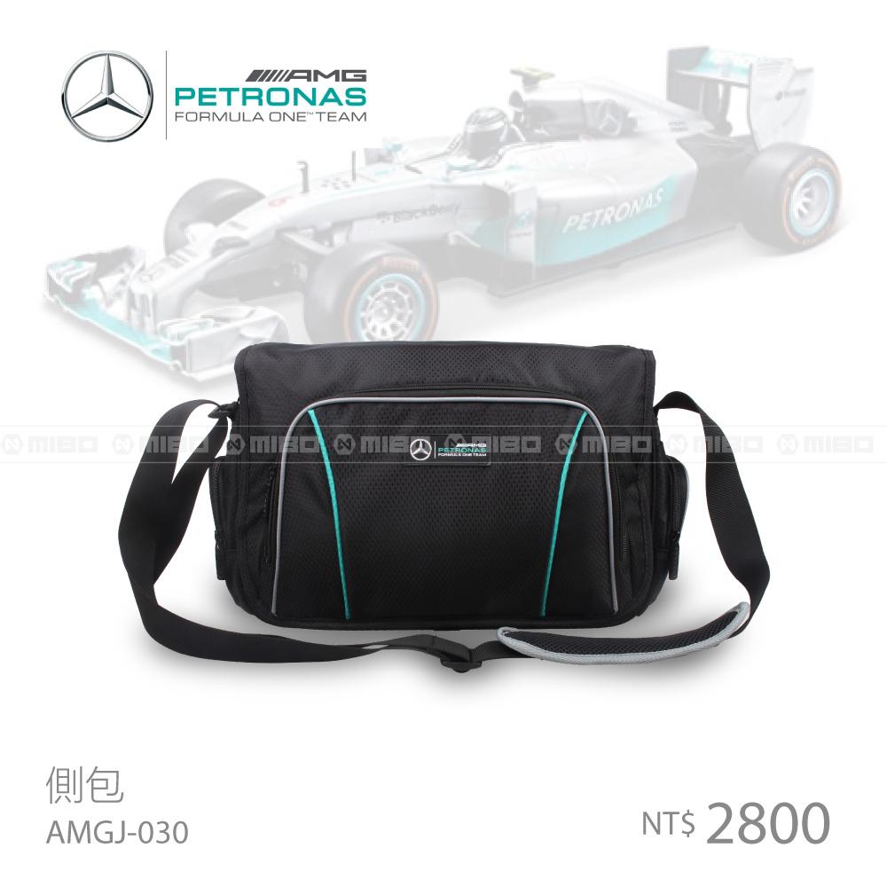 賓士 AMG 賽車 Mercedes Benz Petronas 側包 AMGJ-030