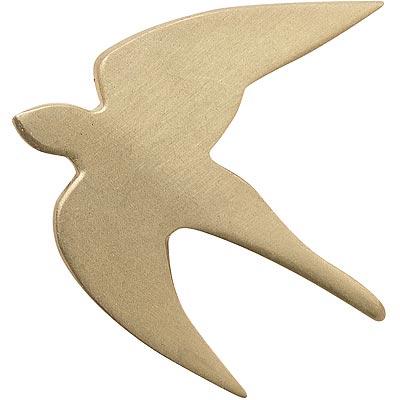 《RADER》胸針(燕鳥)