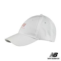 New Balance棒球帽NBC1801WT_中性白色
