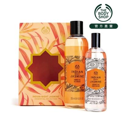 The Body Shop Ramadan印度夜茉莉經典禮盒
