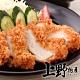 (滿899免運)【上野物產】黃金炸豬排(85g土10%/片) x1片 product thumbnail 1