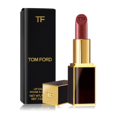 TOM FORD Lip Color BOYS 黑管唇膏#80 IMPASSIONED3g-國際航空版