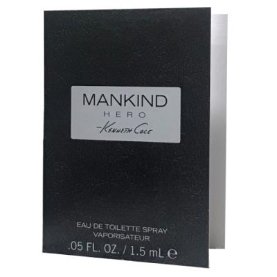 *KENNETH COLE肯尼斯‧寇爾 當代英雄男性淡香水g試管 1.5ml