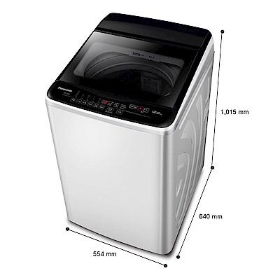 Panasonic國際牌 12kg 定頻直立式洗衣機 NA-120EB