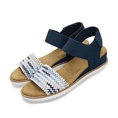 Skechers 涼鞋 Desert Kiss 休閒 BOBS 女鞋