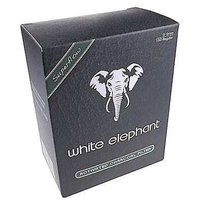 White-Elephant 白象-煙斗用9mm活性碳濾心~150支入