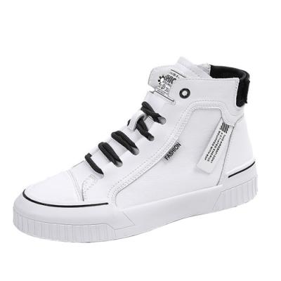 韓國KW美鞋館 韓時尚潮流嘻哈厚底靴-黑