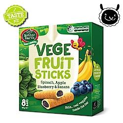 壽滿趣 紐西蘭Mother Earth烘培蔬果棒-菠菜口味(152g)