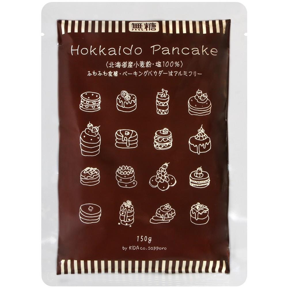 木田製粉 木田北海道鬆餅粉-無糖(150g)