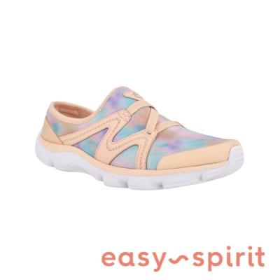 Easy Spirit-seRIPTIDE2 透氣彈性布輕量型休閒鞋-渲染橘