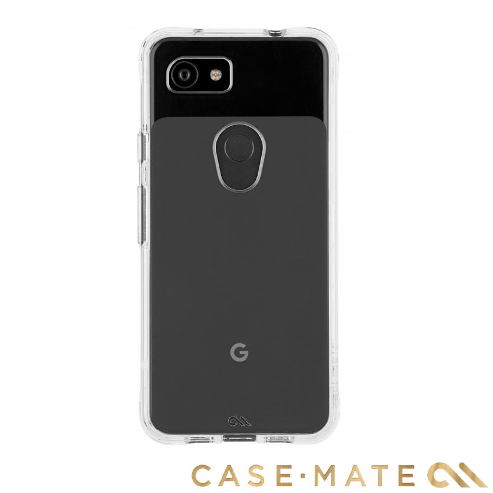 美國 Case-Mate Google Pixel 3a Tough Clear - 透明