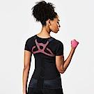 BodyVine巴迪蔓 女款運動壓縮短袖上衣(背部姿勢穩固)
