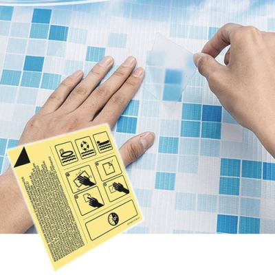 Bestway 62091充氣床游泳圈修補片(10片裝).通用充氣產品修補破洞補丁修補貼