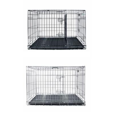 SIMPLY 烤漆摺疊籠 2.5尺 (黑/銀) (SP-DMM1-30/SP-DMM2-30)