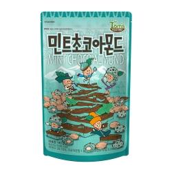 韓國Toms Gilim 杏仁果-薄荷巧克力味(190g)