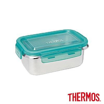 THERMOS膳魔師不鏽鋼保鮮盒500ML(Z-SSFS-500R)
