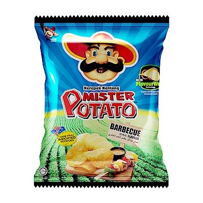 薯片先生 燒烤味洋芋片袋裝(75g)