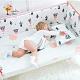 Muslin tree 嬰兒床加厚防撞床圍寶寶防摔床墊 product thumbnail 2
