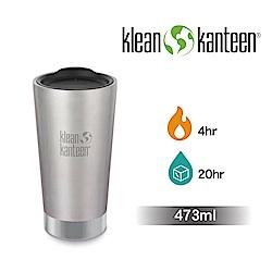 美國Klean Kanteen 不鏽鋼飲料保溫杯-473ml