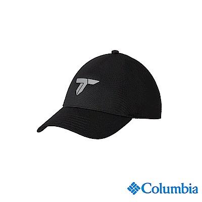 Columbia 哥倫比亞 中性-鈦 棒球帽-黑色 UCU01240BK