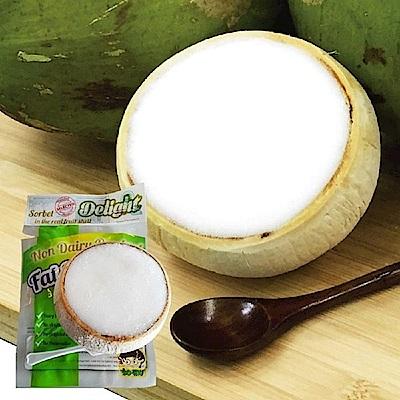 我泰想吃 好果食椰子冰沙x4包