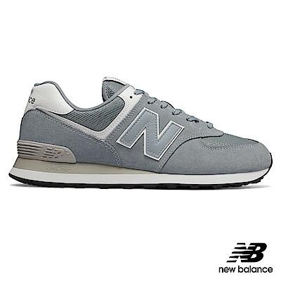 New Balance_574_ML574ESK-D_中灰藍