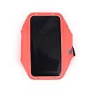 NIKE 輕量手機萬用臂包 粉橘