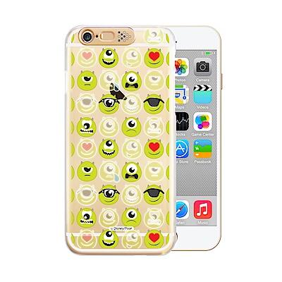 Openbox iPhone6/ 6S 可愛爆閃手機殼-繽紛大眼怪